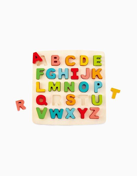 Puzzle Alfabeto Hape