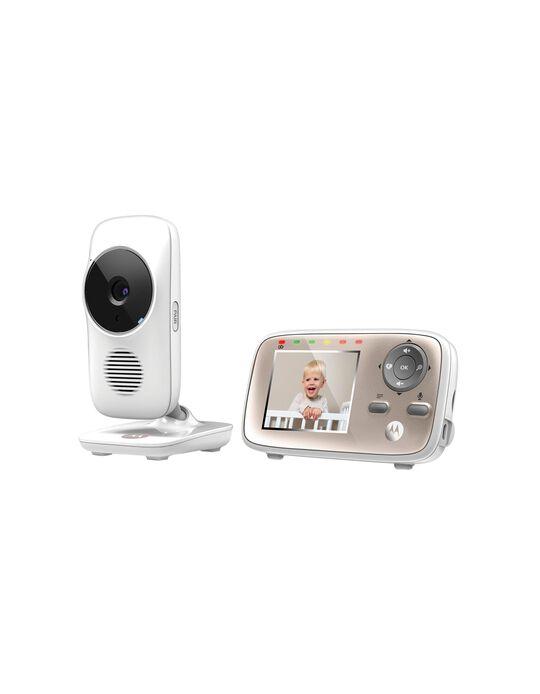 Babyphone Vidéo Mbp667 Motorola
