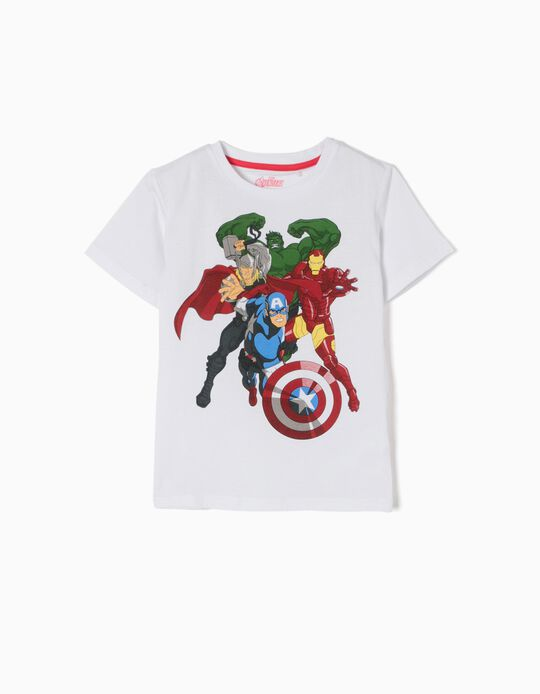 T-shirt Estampado Marvel