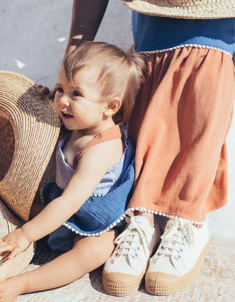 Top para Bebé e Menina 'You&Me'