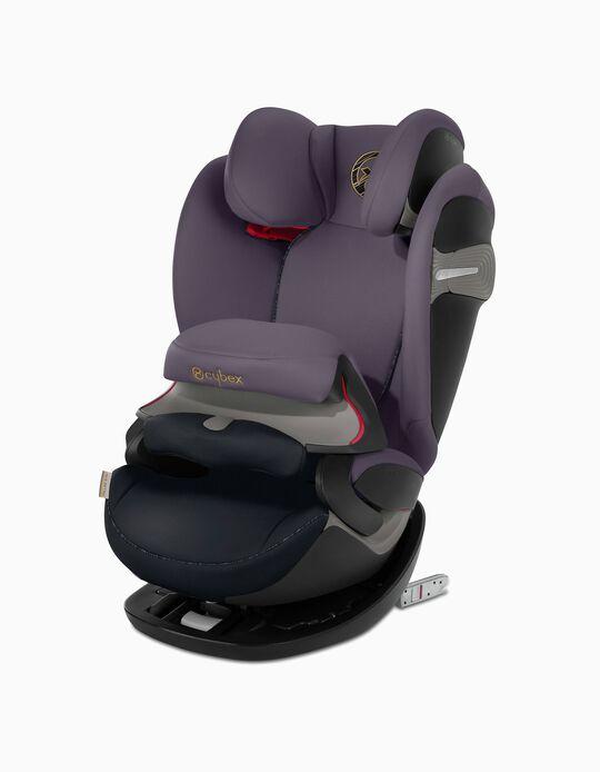 Cadeira Auto Gr 1/2/3 Pallas S-Fix Cybex