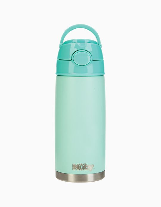 Thermo Cup with Straw 420ml 24M+ by Nuby