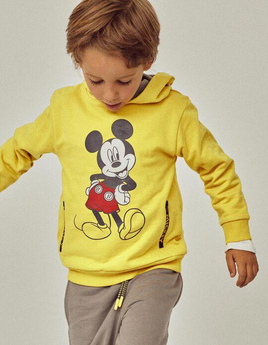 Sudadera para Niño 'Mickey', Amarillo