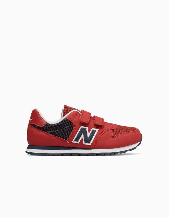 Sapatilhas New Balance Vermelho