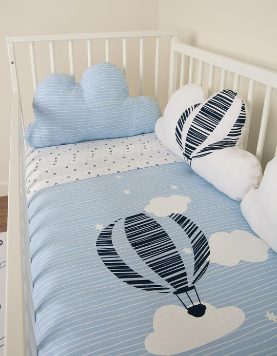 Edredão 120x60cm Balloon Zy Baby