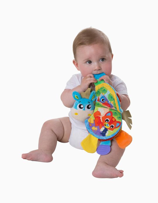 Musical Clip Clop Teether Book by Playgro
