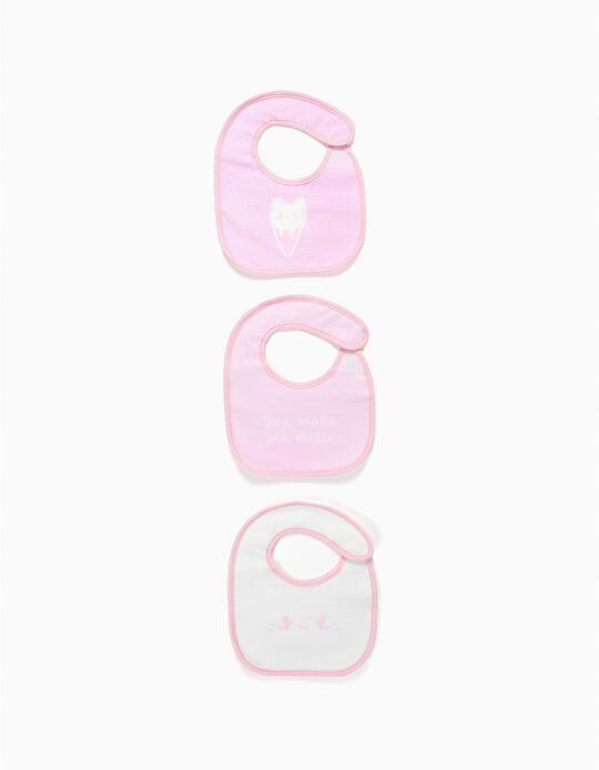 Pack of 3 Bibs by Zy Baby