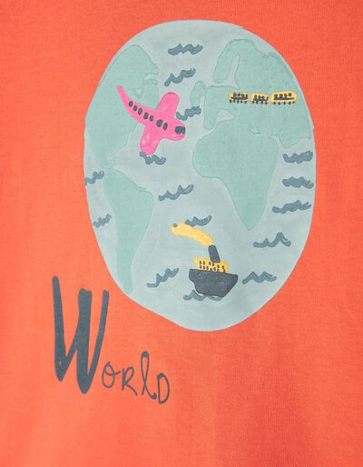 Camiseta de Manga Larga Jellyfish