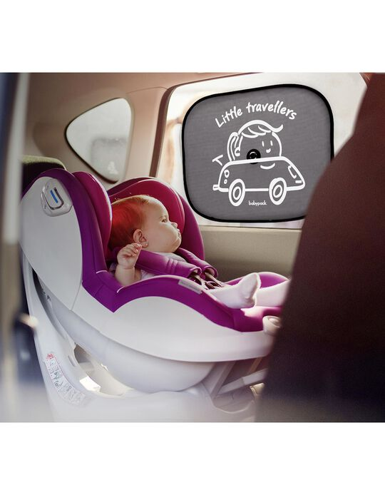 Window Sunshade Babypack