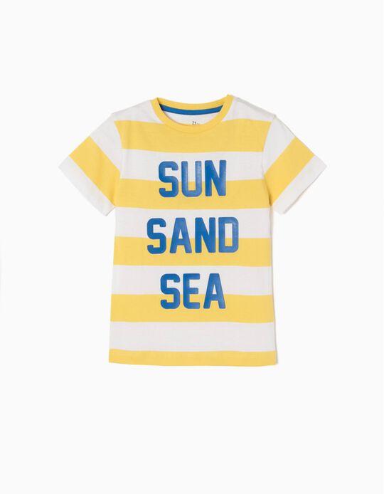 Camiseta Sun Sand Sea