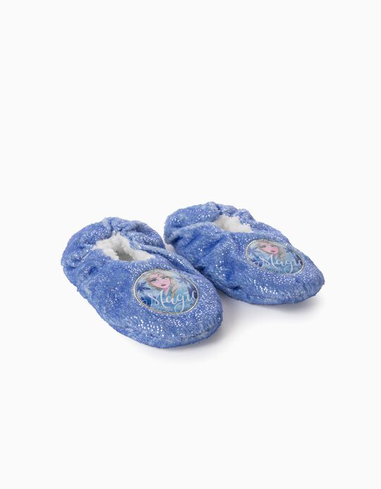 Zapatillas de Casa para Niña 'Frozen II', Azul