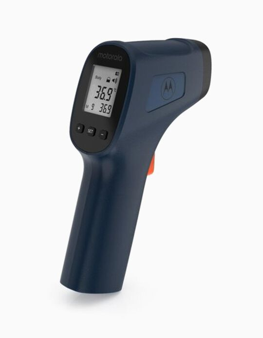 TE-93 THERMOMETER BY MOTOROLA, BLUE