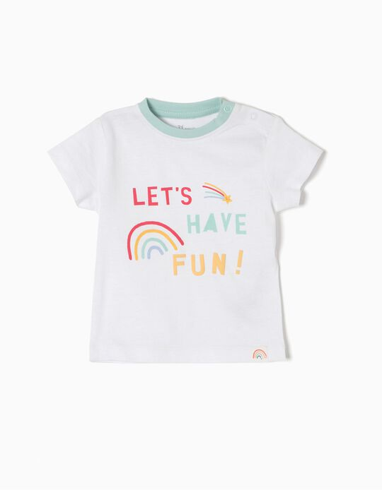 T-shirt Let's Have Fun!