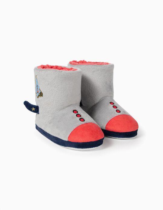 Zapatillas de Casa para Niño 'Astronaut', Gris