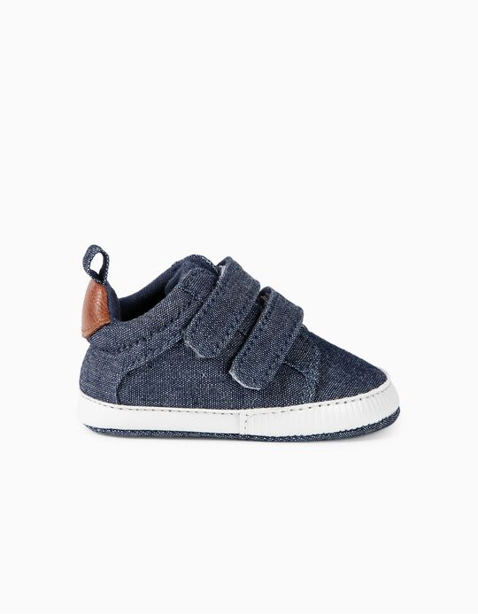 Trainers for Newborn, Blue