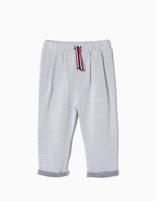 Pantalón de Chándal con Canalé