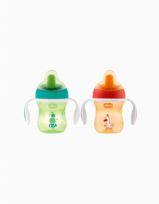 Sippy Cup 6M+ by Chicco (Assorted)
