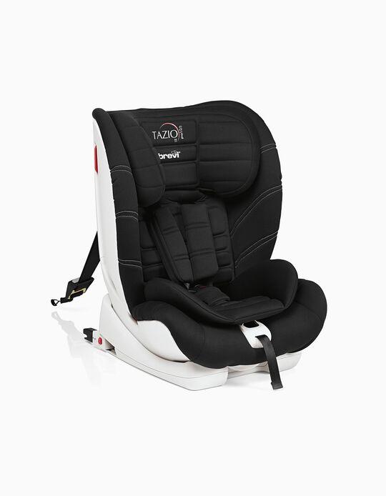 Cadeira Auto Gr 1/2/3 Isofix Tazio Brevi Black