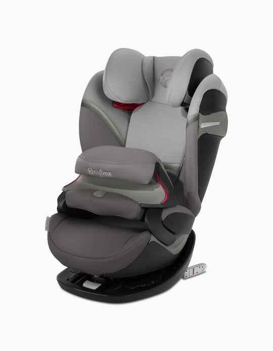 Cadeira Auto Gr 1/2/3 Pallas S-Fix Cybex soho Grey