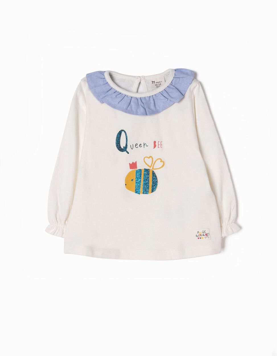 Camiseta de Manga Larga Queen Bee