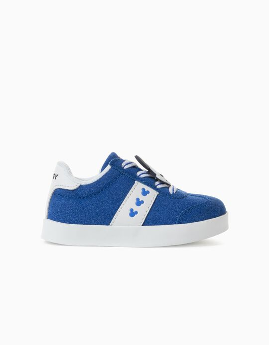Trainers for Baby Boys, 'Mickey ZY Retro', Blue