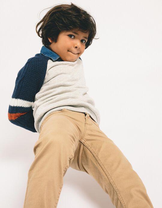 Pantalón para Niño, Camel