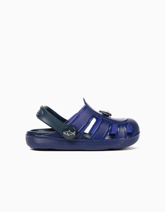 Sandalias para Niño 'Shark', Azul