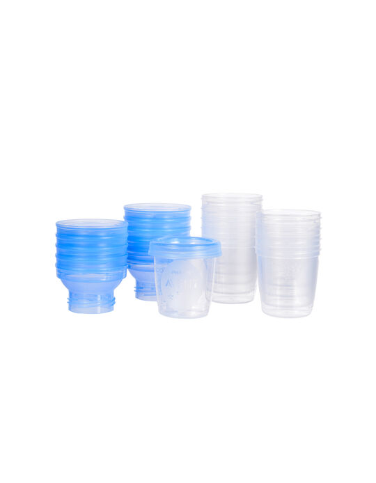 10-Piece Food Container Set by Philips Avent