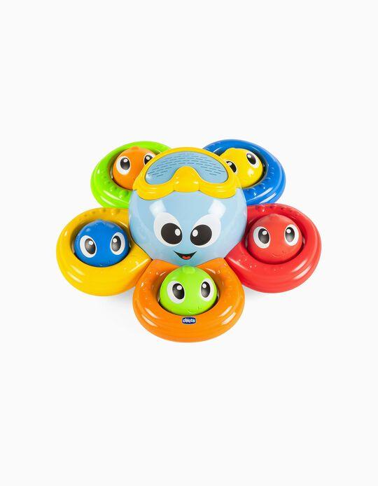 Brinquedo de Banho Polvo Billy Chicco