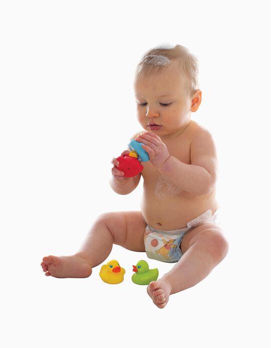Brinquedo De Banho Baby Duckies Playgro