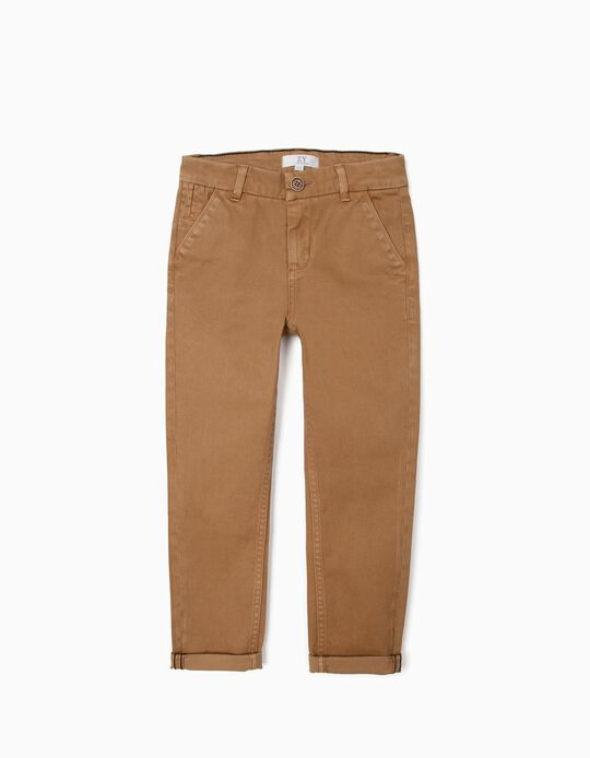 Chinos for Boys, Beige