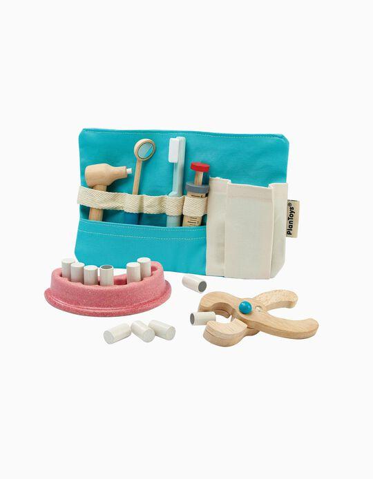 Conjunto de Dentista Plan Toys 3A+