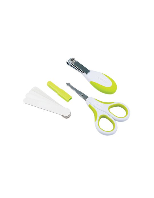 Baby Manicure Set by Nuvita