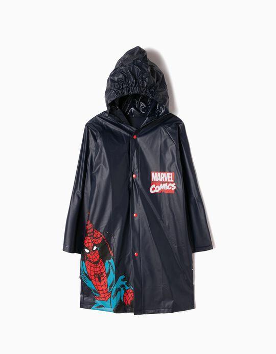Capa impermeável Spider-Man