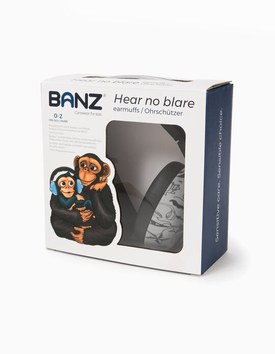 Bubzee Hear No Blare Earmuffs by Baby Banz