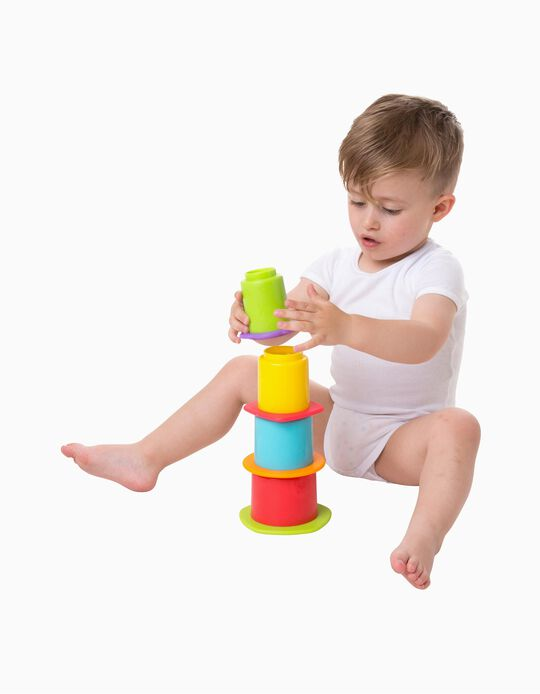 Chewy Stack Toy by Playgro
