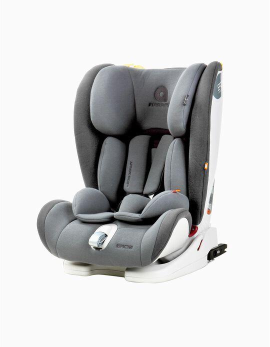 Cadeira Auto Gr 1/2/3 Isofix Eros Apramo Grey