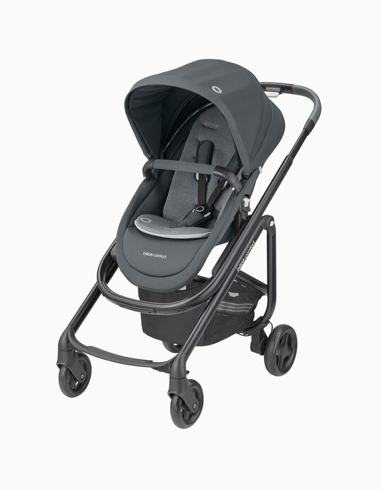 Lila Sp Pushchair by Bébé Confort, Essential Graphite