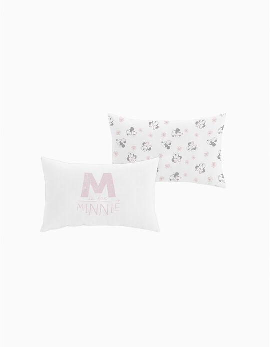 Almofada decorativa M Is For Minnie Disney 1un.