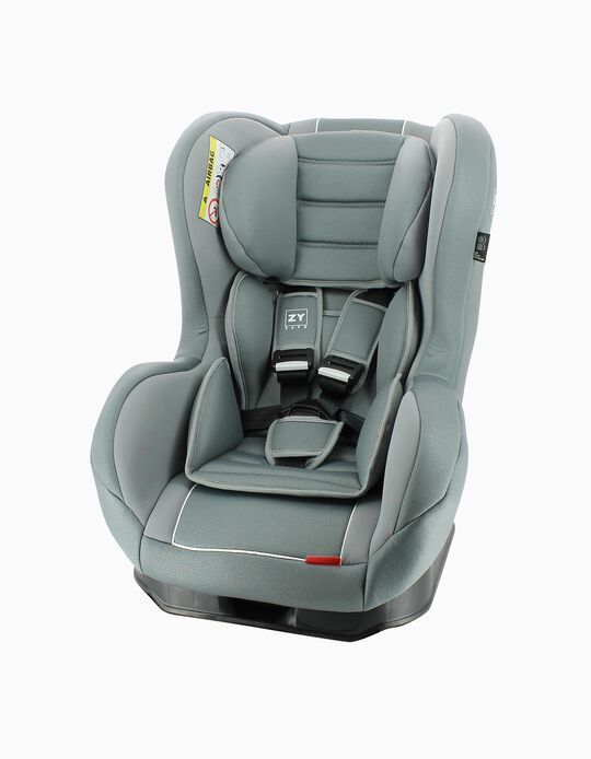 Cadeira Auto Gr 0/1/2 Primecare Prestige Zy Safe Grey