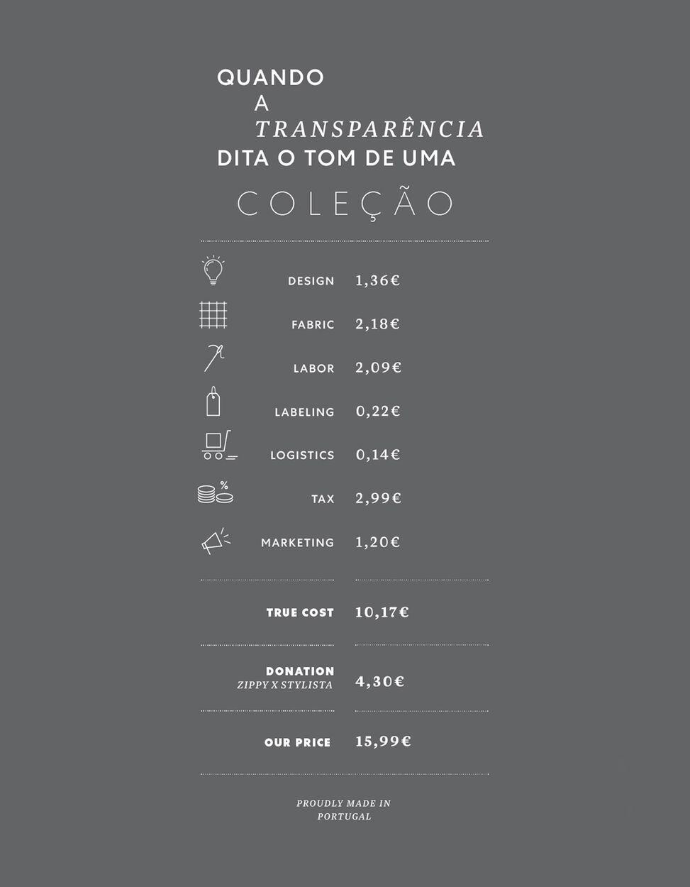 T-shirt Linho Cinzenta Menina