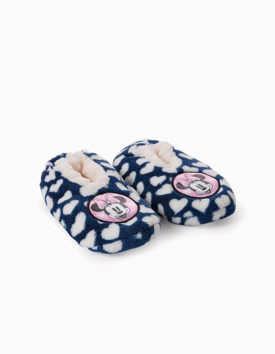 Zapatillas de Casa para Niña 'Minnie', Azul