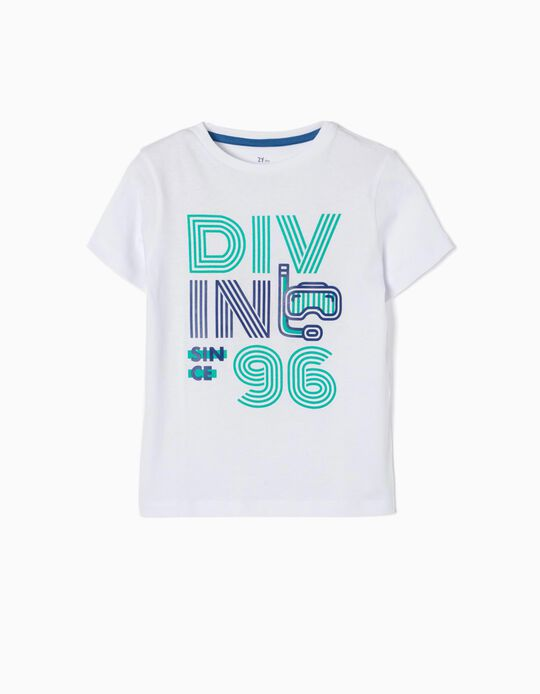 T-shirt Diving 96
