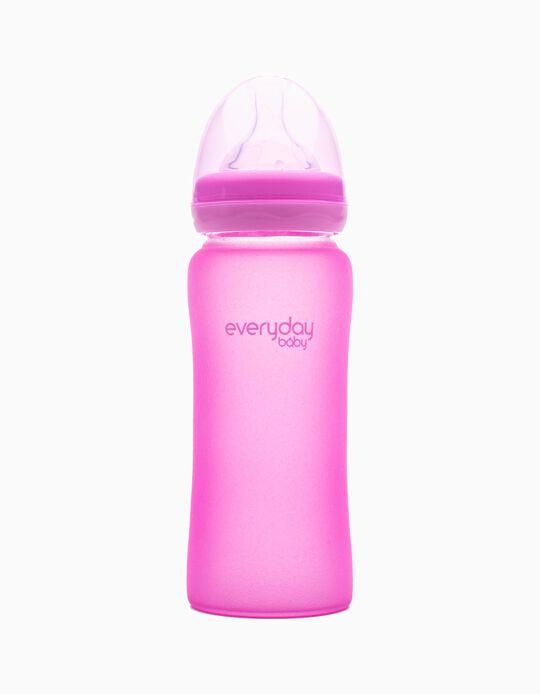 Biberão de Vidro 300ml Everyday Baby