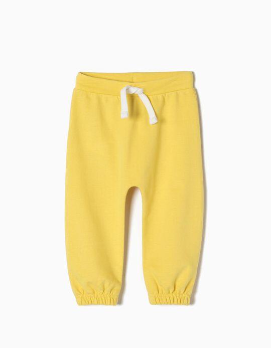 Calças Treino Yellow