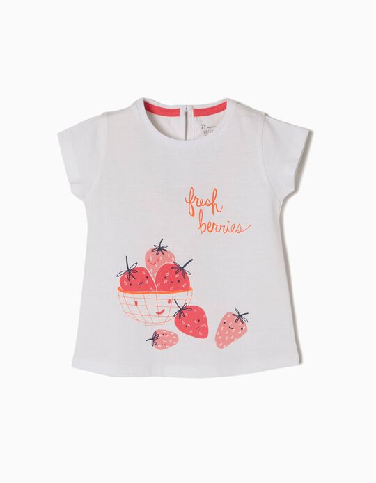 Camiseta Estampada Berries