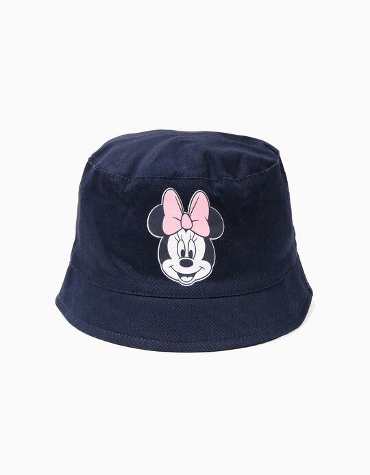 Chapéu para Menina 'Minnie', Azul