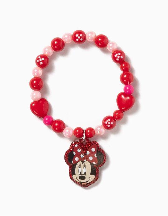 Pulsera Cuentas Minnie