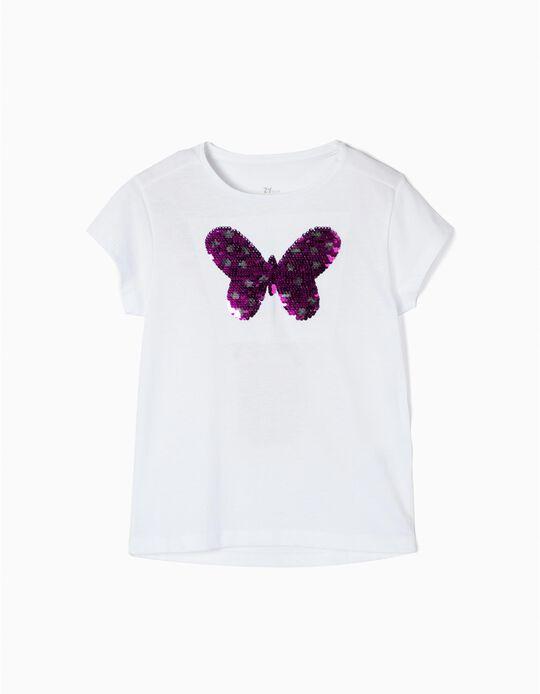 Camiseta Mariposa