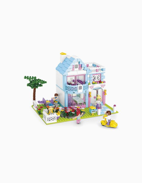 Girl's Dream House 539 pcs